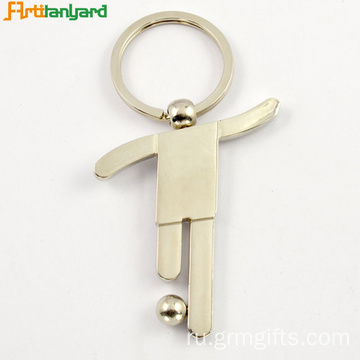 Personalized Metal Keychains With Custom Design