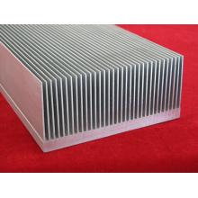Dissipateur de chaleur personnalisé ODM en fonte d'aluminium
