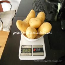 Mercado de la patata fresca