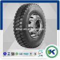 La remorque superbe de pneu de camion de cargaison les pneus 8-14.5 à vendre les pneus militaires de camion de cargaison de pneu de camion militaire de 395 / 85r20 les pneus 8-14.5 à vendre le pneu militaire de camion de 395 / 85r20