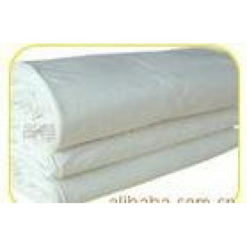algodón 100% 32 * 32 + 40D 130 * 80 72 pulgadas gris satinado