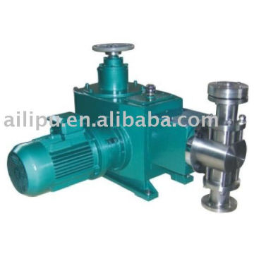 J-D Series Chemical Plunger Injection Pump