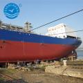 lancement / atterrissage / levage / sauvetage airbag marin pour navire flottant