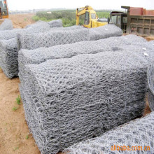 2016 Factory Supply Galvanized Gabion Basket