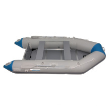Barco inflável alumínio piso PVC barco