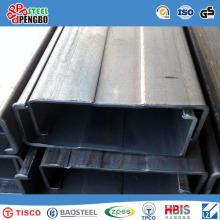 Aço carbono / Aço Inoxidável / 304/316 / 316L / 201 U Canal Em Forma