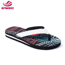 2021 Hot sales cheap comfortable eva slipper beach flip flops for lady