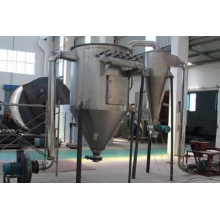 Copper sulfate oxide spin flash dryer for chemical industry