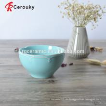 Schöne Design Reis Schüssel, Keramik Schüssel, billig Suppe Schüssel