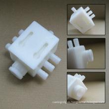CNC Fresado Fabricación Rápida de Prototipos de Aluminio Pulido