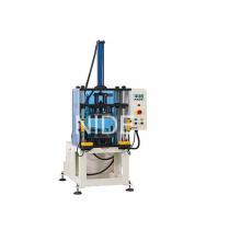 Máquina de expansão da bobina do estator que dá forma final à máquina