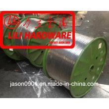 Fio de aço / arame de zinco / fio de temperamento de óleo / fábrica de fio de esferoidização