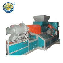 Customized Double Screw Water Ring Pelletizing Line