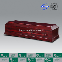 LUXES cercueils en ligne feuillus crémation cercueil à vendre