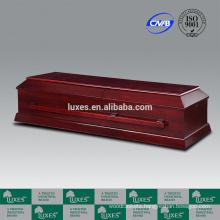 LUXES Online Caskets Hardwood Cremation Casket For Sale