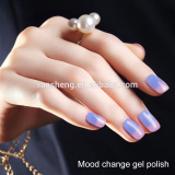Good quality mood change nail gel polish