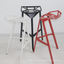 Newest Home Design Furniture Metal Chair with High Quality