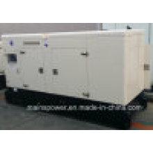 Generador diesel insonoro del motor de Reino Unido Pakins de la tarifa de 88kVA 70kVA