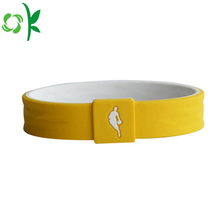 Yellow Health Balance Bracelet
