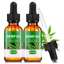 OEM Wholesale Hemp Oil for Sleep, Skin & Hair