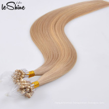 New Product Seamless Micro Loop Rng Hair Extension