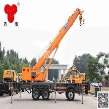 10 Years for Small Car Cranes 20 ton truck crane mobile crane supply to Colombia Manufacturers