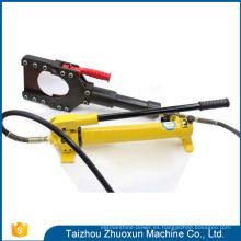 Diseño de moda Gear Extractor Hidráulico Agujero Puncher Head para blindado Heavy Duty Power Cable Cutter Herramientas de mano