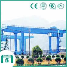 Capacity 16 Ton Double Beam Gantry Crane