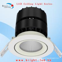 CE y RoHS IP44 LED de luz de techo