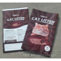 High Quality Paper Printing Packaging Kraft Bag for Cat Litter