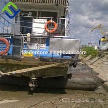 High Buoyancy Marine Salvage Airbags For Floating Ship and Ship Launching