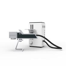 marcação a laser de fibra e máquina de corte