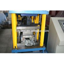 faixa de rolamento do obturador faz a máquina de corte a tira de aço/máquina