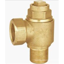 J0120 Brass ferrules valve