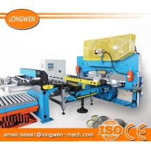 Machine d'estampage pour l'emballage en métal de l'équipement de fabrication d'extrémités