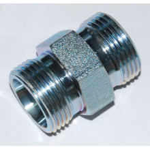 1B Hydraulic BSP Straight Male Tube Fitting Adaptor