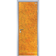 Меламин деревянная дверь (ЖЛ-EH001)