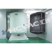 Equipamento plástico do revestimento da máquina da metalização do vácuo / PVD