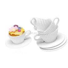 Кухонные Инструменты Торт Cupcake / выпечки торт Cupcake / Mini Силиконовые выпечки Кубок / Силиконовые кекс прессформы