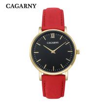 6855 Montre-bracelet mode or argent noir Disponible