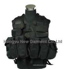 Молле полиции военной Airsoft тактический жилет (HY-V055)