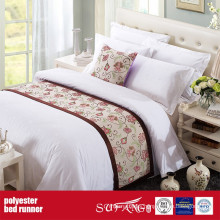 Poly Decoration Fabric Home Bed Runner