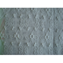 Embroider Cotton Lace Fashion Fabric