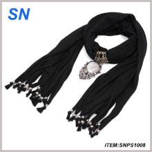 Bufanda colgante con decoración encantadora (SNPS1008)