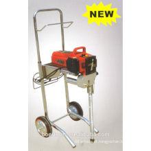 Pulverizador mal ventilado portátil de alta pressão da pintura com trole 1.77HP