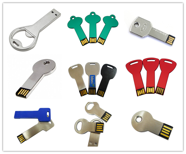 Key USB Flash Drive