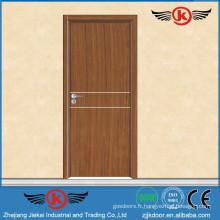 JK-PU9106 Porte de chambre en bois de style indien