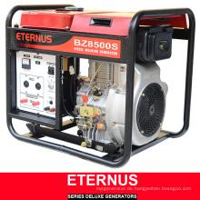 Easy Move Small Capacity Generator Set (BZ10000S)