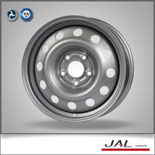 Silver Color 5 Lug Auto Jill Wheels of 15 Inch