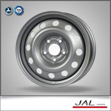 Silver Color 5 Lug Auto Rims Wheels of 15 Inch